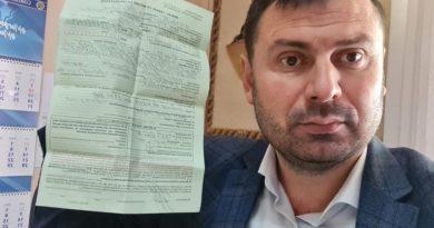 Foto Василия Костюка обвиняют в фальсификации поданных в ЦИК документов 3 24.07.2021