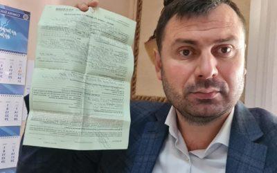 Foto Василия Костюка обвиняют в фальсификации поданных в ЦИК документов 5 21.06.2021