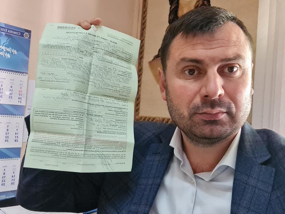 Foto Василия Костюка обвиняют в фальсификации поданных в ЦИК документов 19 21.06.2021