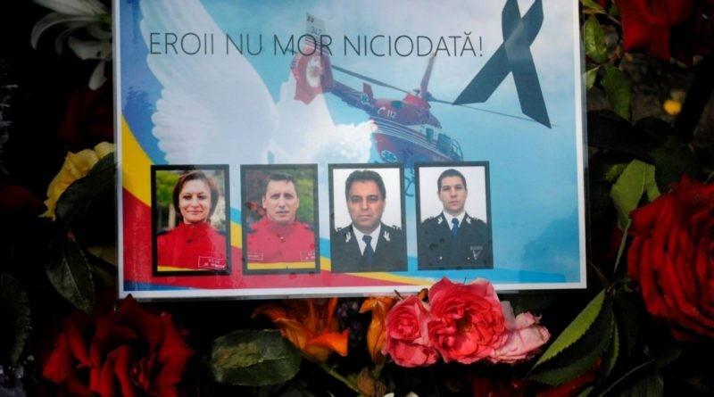 Se împlinesc cinci ani de la prăbușirea elicopterului românesc SMURD în Republica Moldova