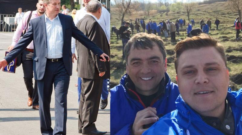 """Foto На предприятиях """"Barza Albă"""" и """"Raut"""" политназначения новых директоров 1 17.10.2021"""