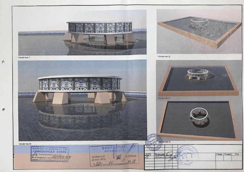 Foto Тайны бельцкого фонтана: реальная стоимость реконструкции выше на миллион леев 20 21.06.2021