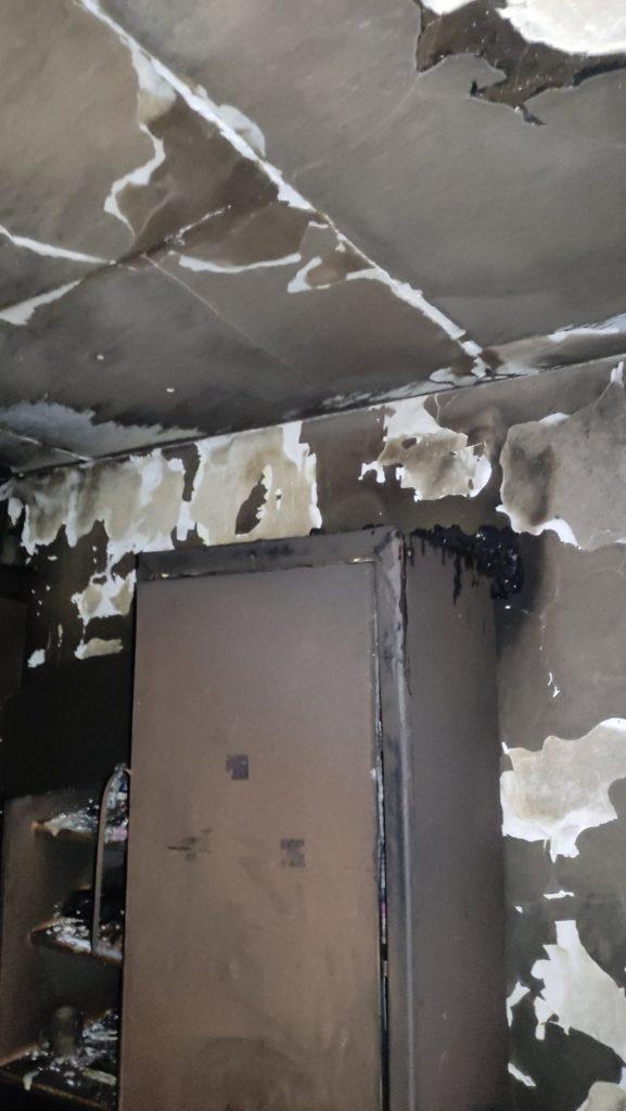 Foto /FOTO/ Incendiu într-un bloc locativ din orașul Soroca. Mai multe persoane au fost evacuate 1 28.07.2021