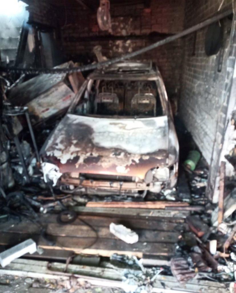 Foto /FOTO/ Incendiu în apropierea raionului Râșcani. O femeie a intrat în stare de șoc, după ce casa i-a fost mistuită de flăcări 4 28.07.2021