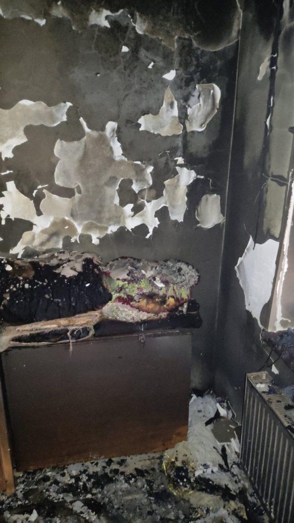 Foto /FOTO/ Incendiu într-un bloc locativ din orașul Soroca. Mai multe persoane au fost evacuate 3 28.07.2021