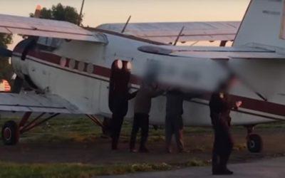 Foto В Украину незаконно залетел самолет из Румынии, украинские пограничники арестовали пилотов и пассажиров 6 21.06.2021