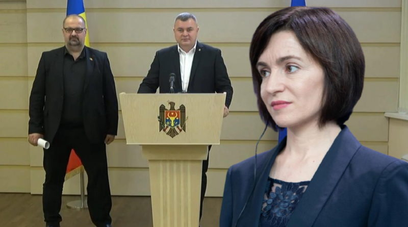 Foto Майя Санду подаст иск против депутатов от ПСРМ Григория Новака и Адриана Лебединского 1 28.07.2021
