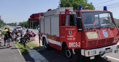 Foto /VIDEO/ Cal prăbușit într-un șanț de pe marginea carosabilului în raionul Fălești. A fost nevoie de intervenția salvatorilor 1 24.07.2021