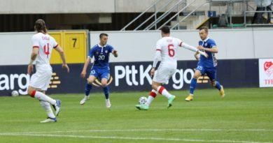 Foto Сборная Молдовы по футболу проиграла товарищеский матч сборной Турции 4 28.07.2021