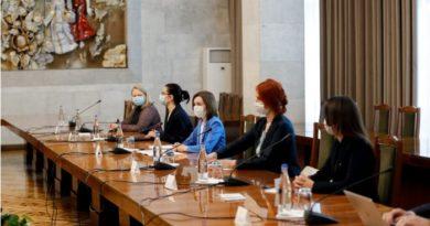 Foto Майя Санду встретилась с членами делегации Парламентской ассамблеи Совета Европы 2 28.07.2021