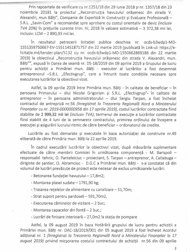 Foto Тайны бельцкого фонтана: реальная стоимость реконструкции выше на миллион леев 22 21.06.2021
