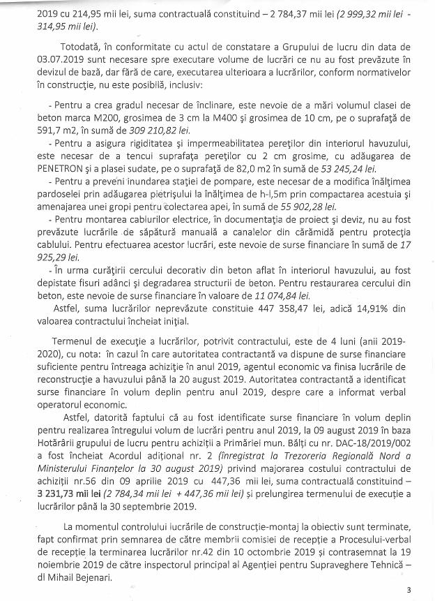 Foto Тайны бельцкого фонтана: реальная стоимость реконструкции выше на миллион леев 23 21.06.2021