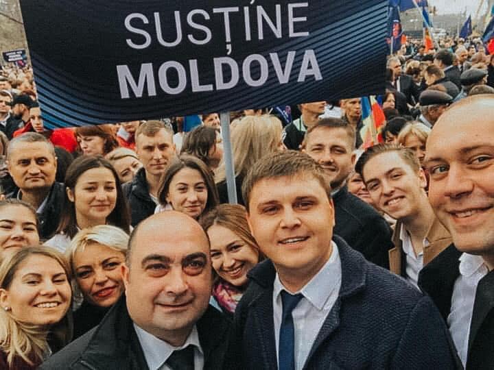 """Foto На предприятиях """"Barza Albă"""" и """"Raut"""" политназначения новых директоров 2 17.10.2021"""