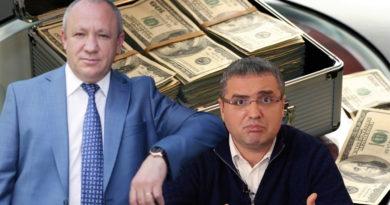 Foto Георгий Кавкалюк: Кандидат от PAS Борис Маркоч выиграл тендер от государства в размере 58 миллионов леев 4 28.07.2021