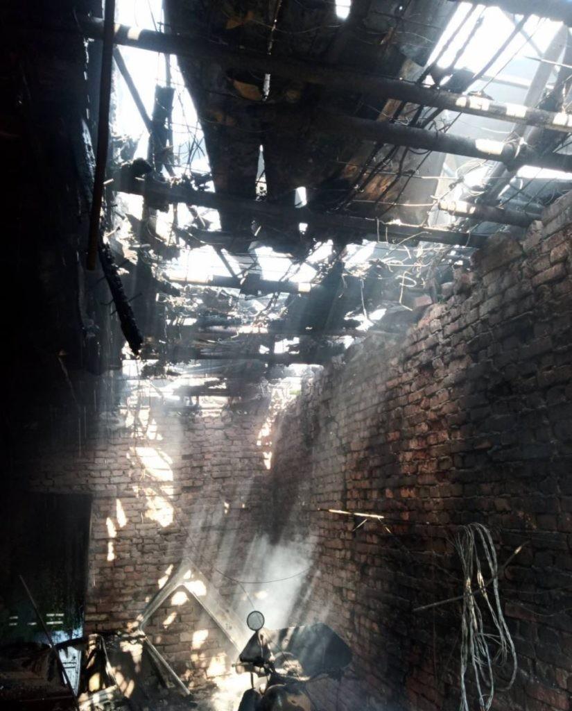 Foto /FOTO/ Incendiu în apropierea raionului Râșcani. O femeie a intrat în stare de șoc, după ce casa i-a fost mistuită de flăcări 1 28.07.2021