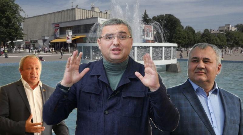 Foto Тайны бельцкого фонтана: реальная стоимость реконструкции выше на миллион леев 1 21.06.2021