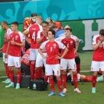 Foto Футболист сборной Дании в матче чемпионата Европы со сборной Финляндии перенес остановку сердца 5 14.06.2021