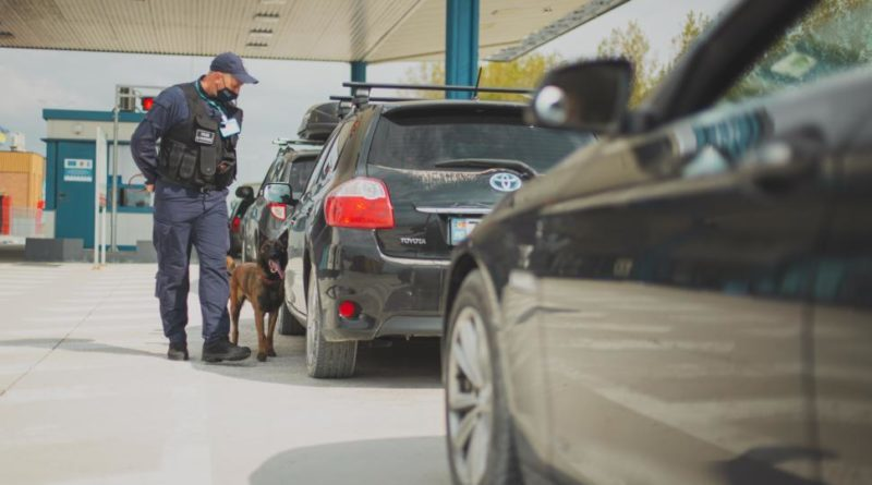 Încălcările depistate săptămâna trecută la frontiera de stat. 41 mijloace de transport au primit refuz de a intra în țară
