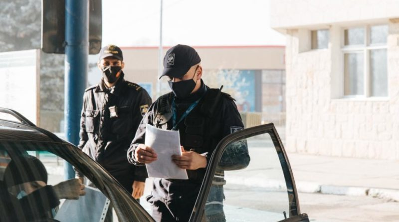 Încălcările depistate săptămâna trecută la frontiera de stat. 37 cetățeni străini au primit refuz de a intra în țară