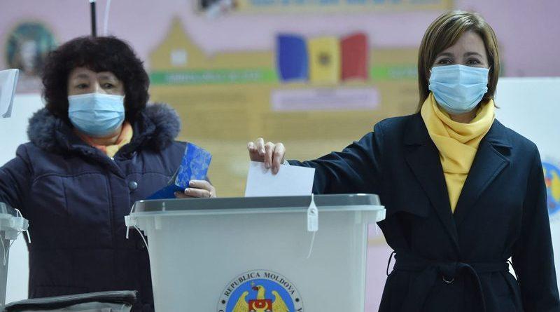 Foto ЦИК определился с количеством участков для диаспоры, Майя Санду выразила по этому поводу недовольство 1 17.10.2021