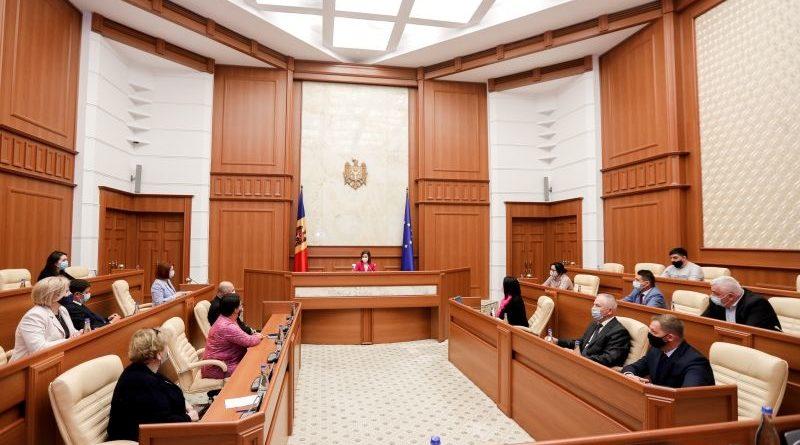 Foto 3 июня Майя Санду встретилась с представителями этнических и культурных общин Молдовы 1 17.10.2021