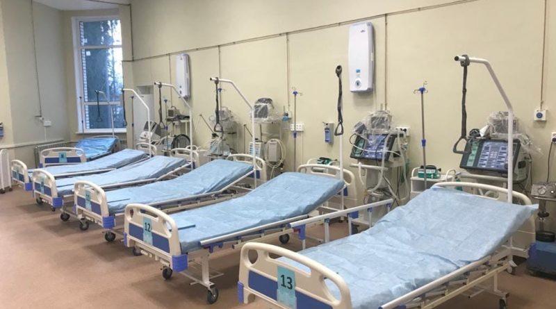 Foto По Молдове районные больницы массово закрывают ковид-отделения из-за отсутствия больных 1 21.06.2021