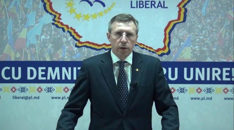 Foto Дорин Киртоакэ покинул Либеральную партию 1 17.10.2021