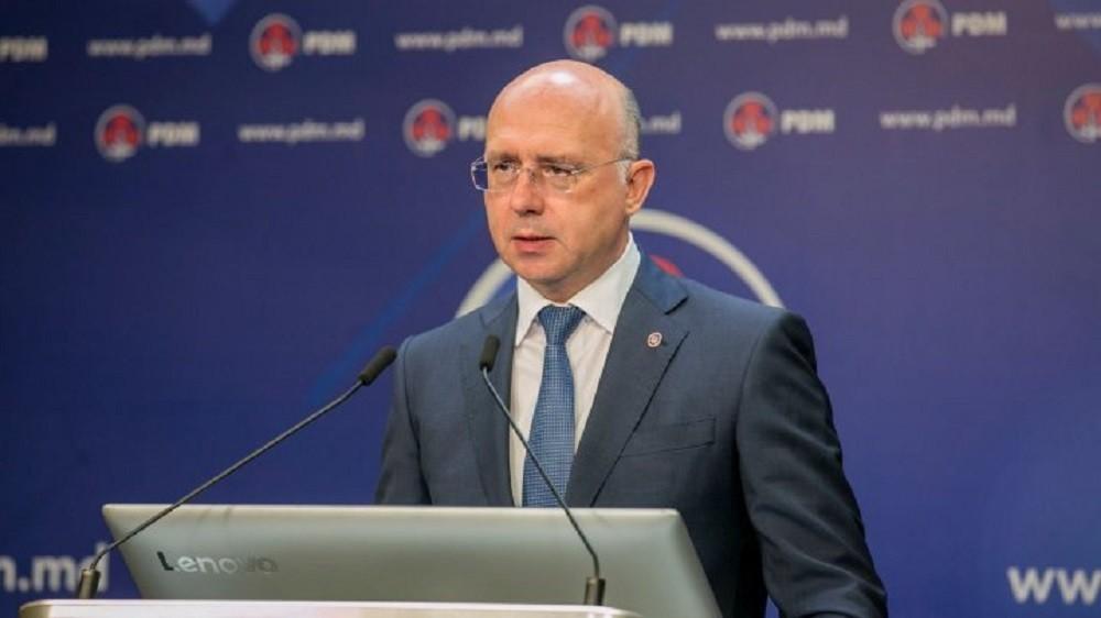 Explicația lui Pavel Filip, după ce mai mulți primari din raionul Râșcani ar fi anunțat că pleacă din PDM