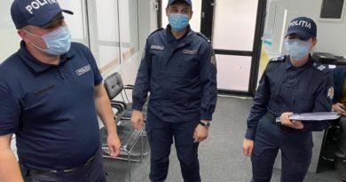 """Foto Полиция объяснила сегодняшний визит в офис партии """"Действие и солидарность"""" 2 28.07.2021"""