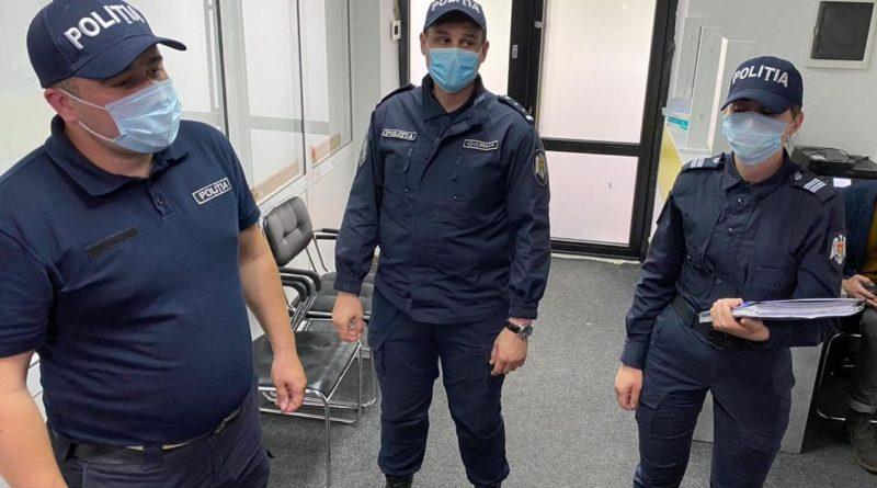 """Foto Полиция объяснила сегодняшний визит в офис партии """"Действие и солидарность"""" 1 21.06.2021"""