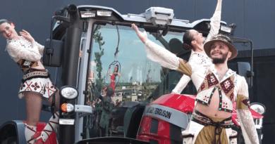 Foto Tractorul de model Massey Ferguson, 8 S este disponibil deja și în Republica Moldova 3 29.07.2021