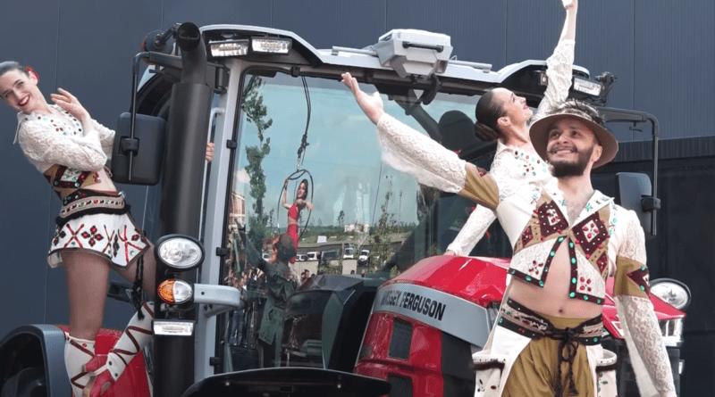 Foto Tractorul de model Massey Ferguson, 8 S este disponibil deja și în Republica Moldova 1 28.07.2021