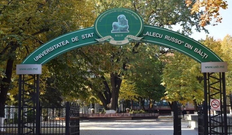 """Universitatea de Stat """"Alecu Russo"""" din Bălți se menține pe locul patru în topul celor mai bune universități din țară"""