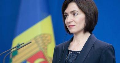 Foto Президент Республики Молдова Майя Санду посетит Грузию 19-20 июля 2 25.07.2021