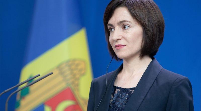 Foto Президент Республики Молдова Майя Санду посетит Грузию 19-20 июля 1 28.07.2021