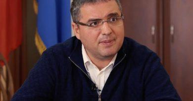 Foto Бельцкий примар Ренато Усатый подал в отставку 3 18.09.2021