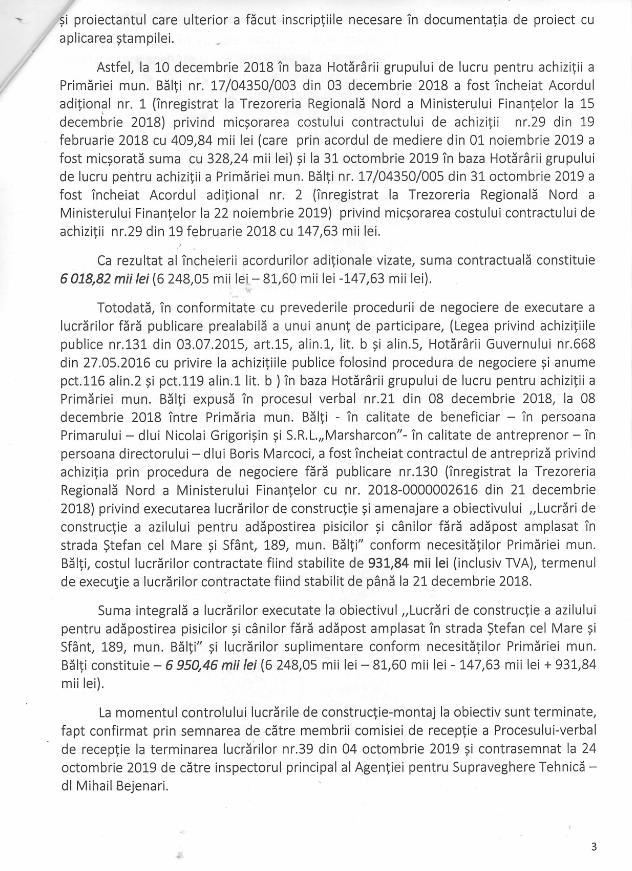 Foto Строительство бельцкого приюта для собак по цене 450 евро за кв. метр: новое расследование 12 17.10.2021