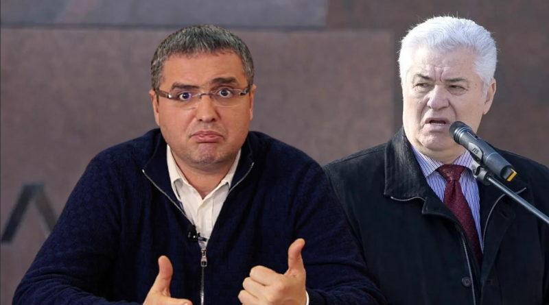 """Foto Воронин о возможных альянсах: """"Только не с Ренато Усатым. Это парламент или это цирк?"""" 1 26.10.2021"""