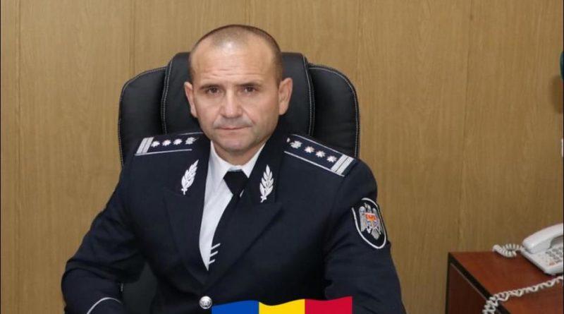 Șeful Inspectoratului de Poliție Bălți, Valeriu Cojocaru, a fost reținut de SIS și PCCOCS