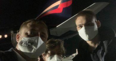 Foto Георге Кавкалюк задержан в аэропорту Шереметьево в Москве 2 25.07.2021