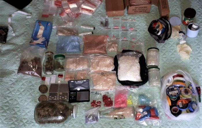 Foto В результате обысков 6 июля были задержаны 12 человек, у которых изъяты наркотики на сумму более 6 млн леев 1 28.07.2021