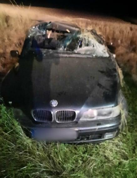 Foto /FOTO/ Grav accident în raionul Drochia. Un tânăr a murit, iar alții doi sunt internați la spital 1 28.07.2021