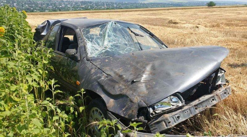 /FOTO/ Grav accident în raionul Drochia. O persoană și-a pierdut viața