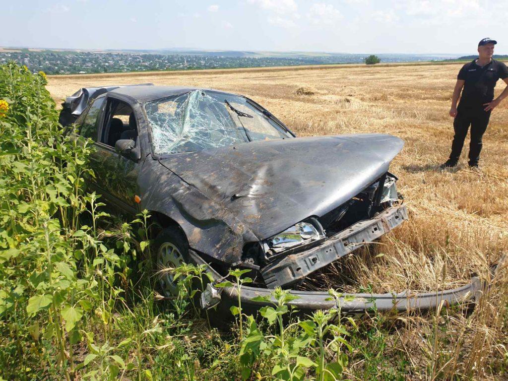Foto /FOTO/ Grav accident în raionul Drochia. O persoană și-a pierdut viața 2 28.07.2021