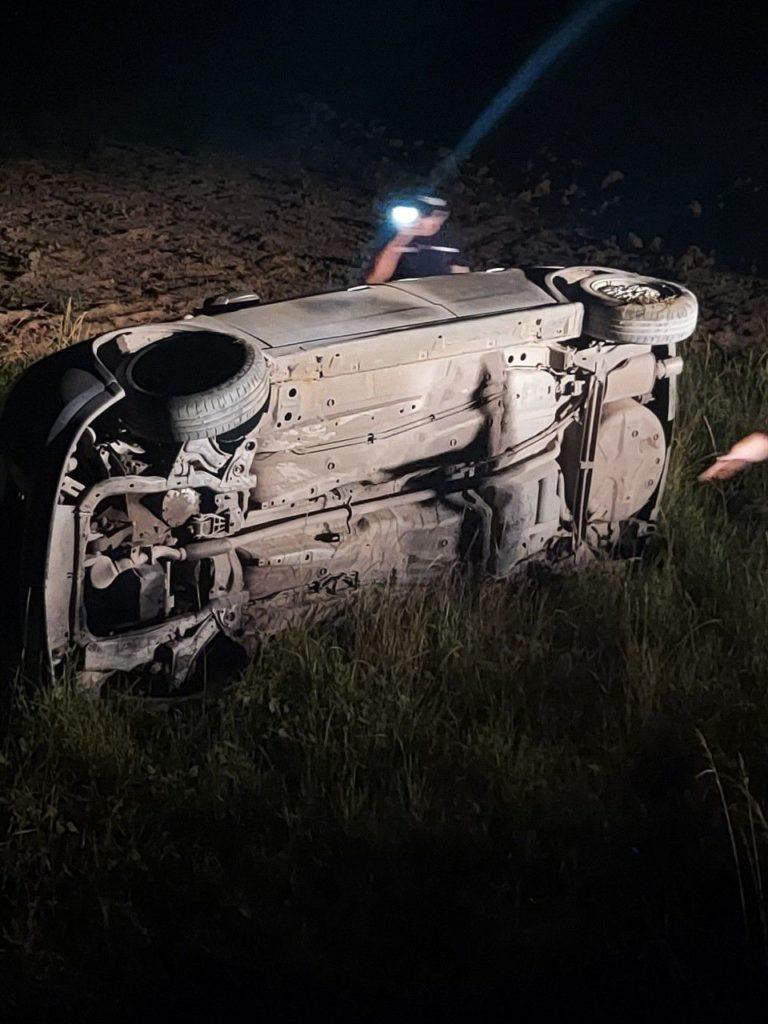 Foto /FOTO/ Accident în raionul Sângerei. Trei persoane au avut nevoie de îngrijiri medicale 1 28.07.2021