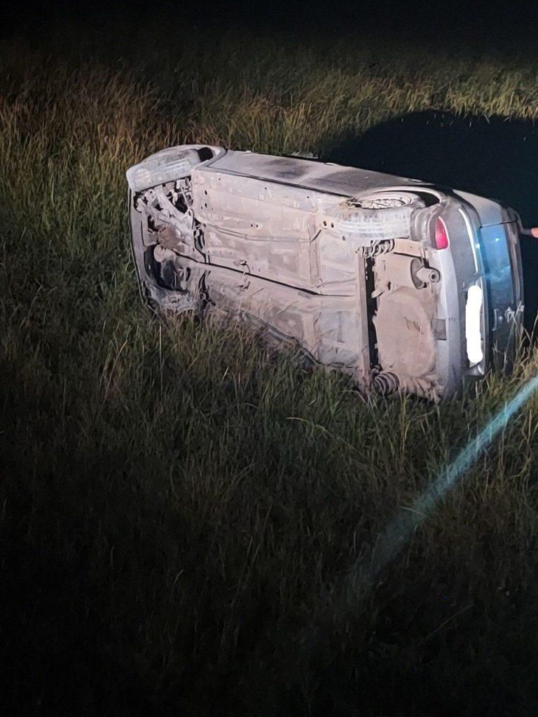 Foto /FOTO/ Accident în raionul Sângerei. Trei persoane au avut nevoie de îngrijiri medicale 2 28.07.2021
