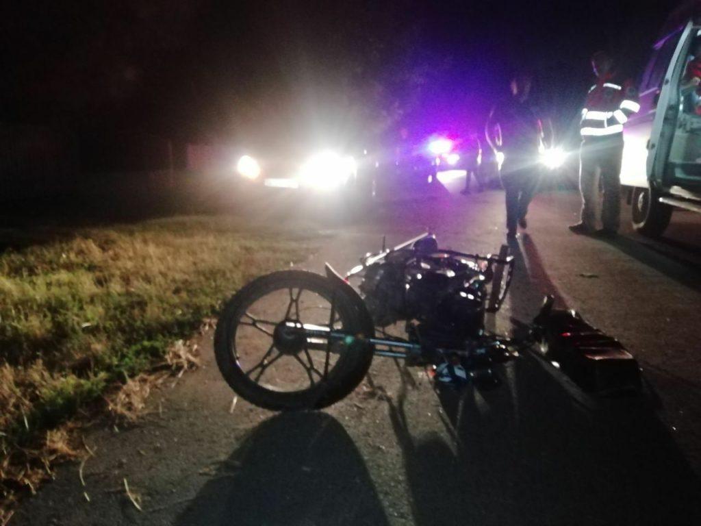 Foto /FOTO/ Accident cu implicarea unei motorete în raionul Dondușeni. Un tânăr a decedat pe loc 2 26.10.2021