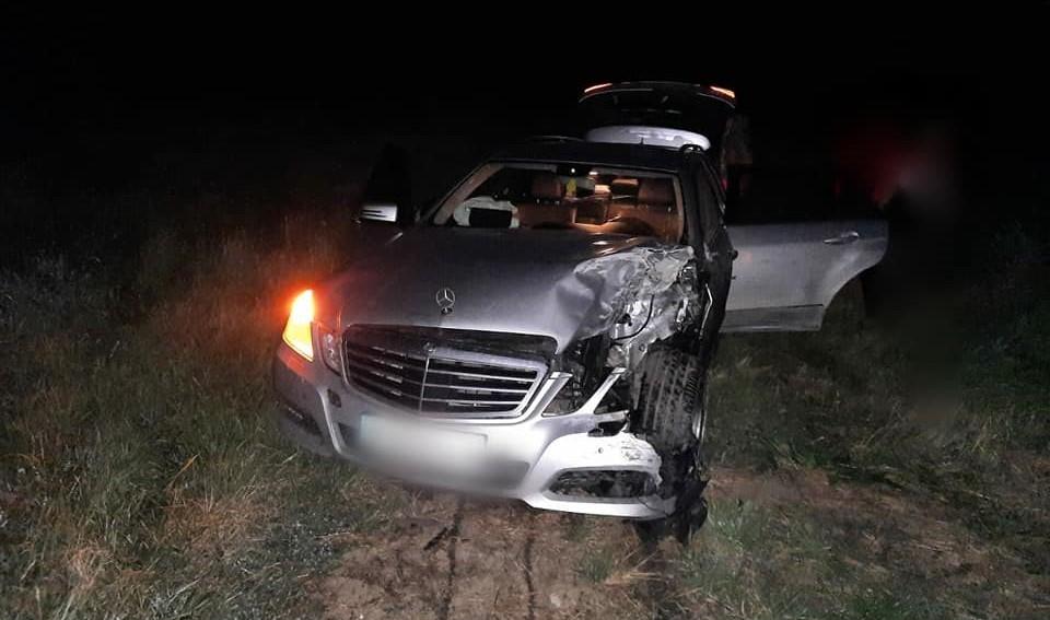 Foto /FOTO/ Grav accident în raionul Sângerei. Două persoane au murit, iar altele trei, printre care și un copil au ajuns la spital 2 17.10.2021
