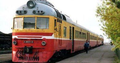 Foto Движение поезда по маршруту Бэлць-Унгены будет прекращено 3 21.09.2021