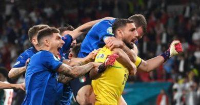 Foto Сборная Италия стала победителем Евро-2020 3 28.07.2021